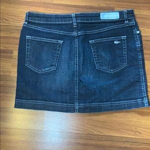 👠Lacoste Denim Mini Skirt Size 42/12